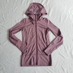 Lululemon stride jacket with hood size 2